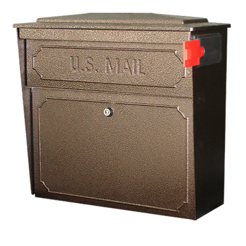 Mail Boss Townhouse Bronze 7174