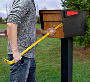 A Theft Proof Mailbox?