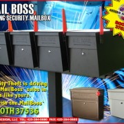 MailBoss at National Hardware Show