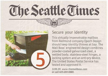 SeattleTimesFeaturesMailBoss