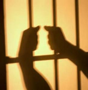 Thief behind bars