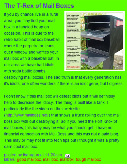 trex_of_mailboxes