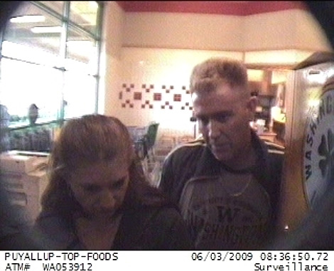 Puyallup Mail Thieves