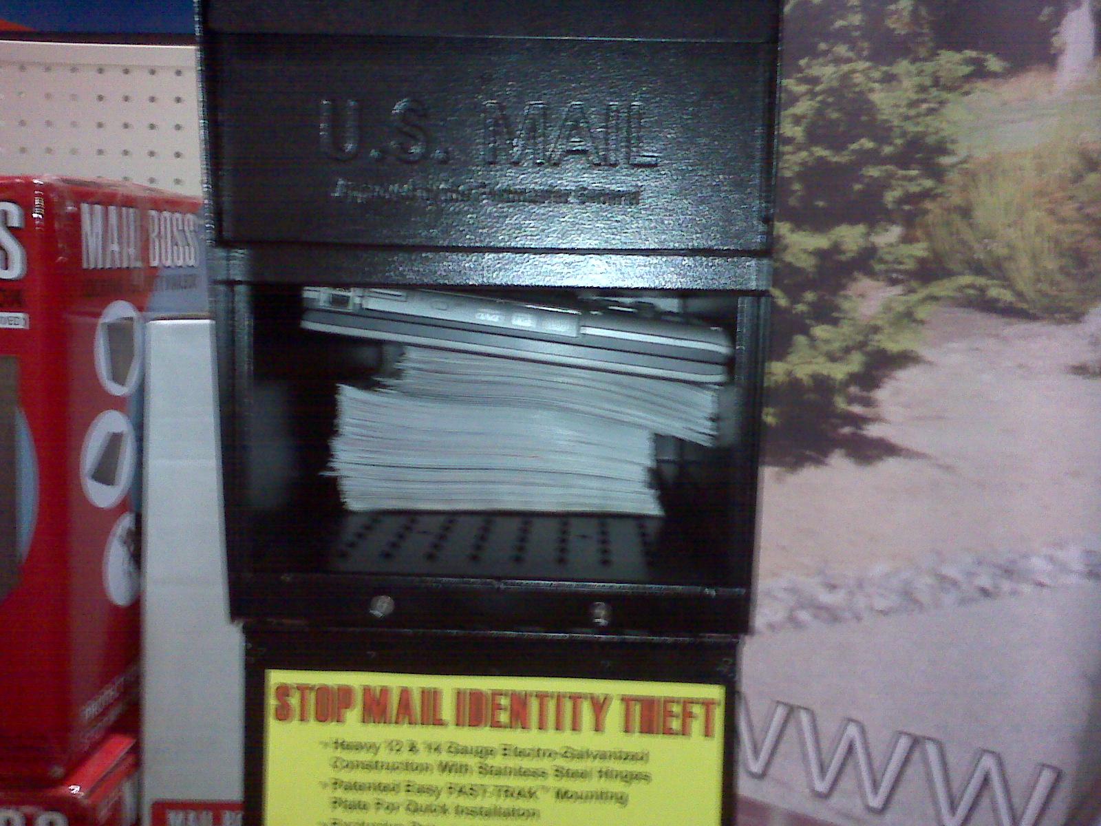 laptop mailbox