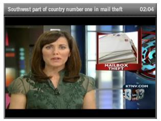 southwest mail theft