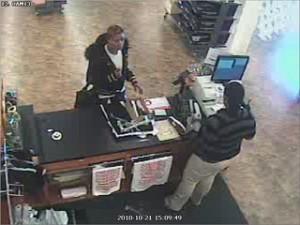 Columbia Mail Thief