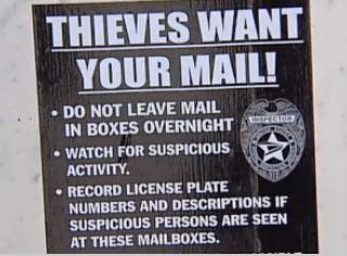 ThievesWantYourMail