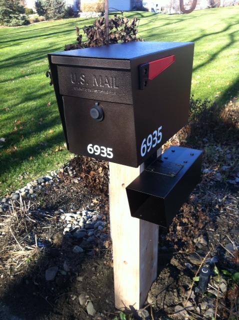 Mail Boss Mailbox Testimonial