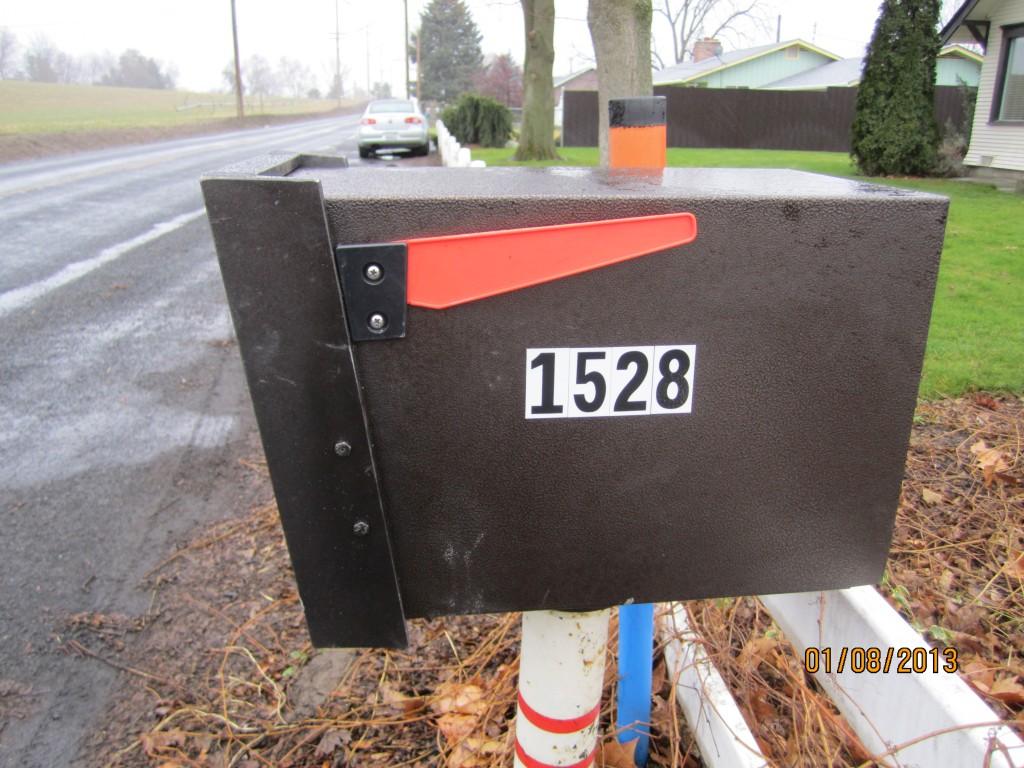Bat Buster Mailboss Mailbox