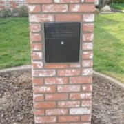 Mail Boss Mailbox Brick Column Installation