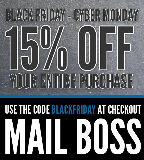 Mail Boss Black Friday