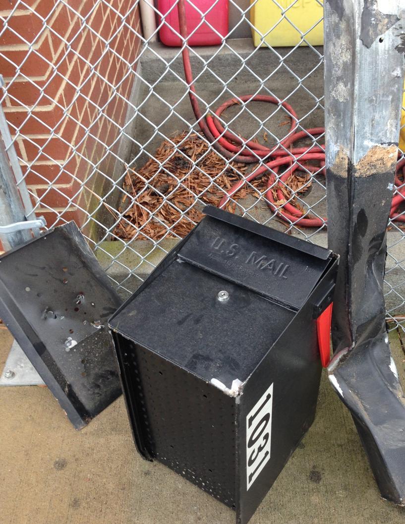 MailboxCrash
