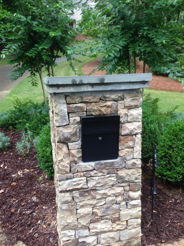 Ace Hardware Toco Hills Mail Boss Column Installation