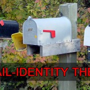 Mail Identity Theft – October 2014
