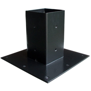 Base Plate Black