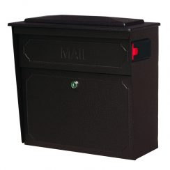 Bronze Townhouse MailBoss Mailbox