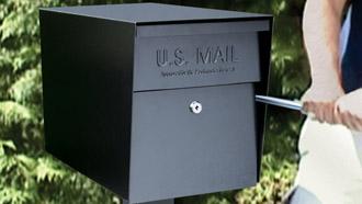 MailBossAntiPryLatchLockingSystem
