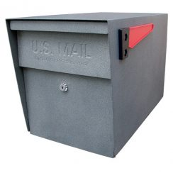 Curbside MailBoss Granite