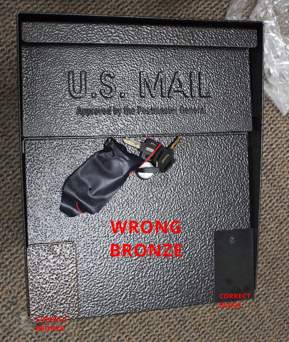 mailboss wrong bronze
