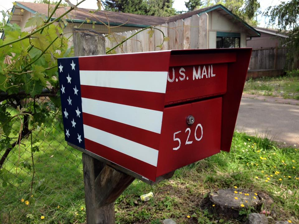 Patriotic Mail Manager