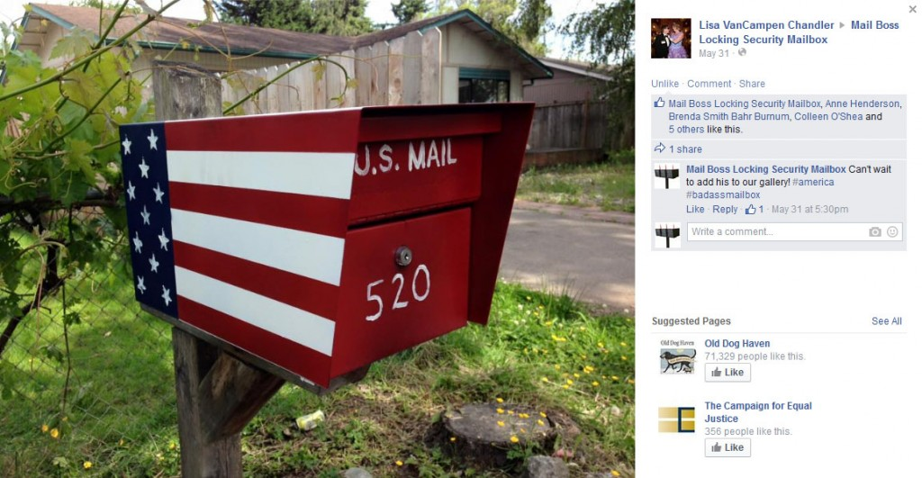 Patriotic MailBoss Facebook