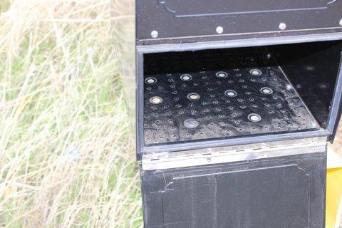 Oasis Jr Architectural Mailbox Burglarized