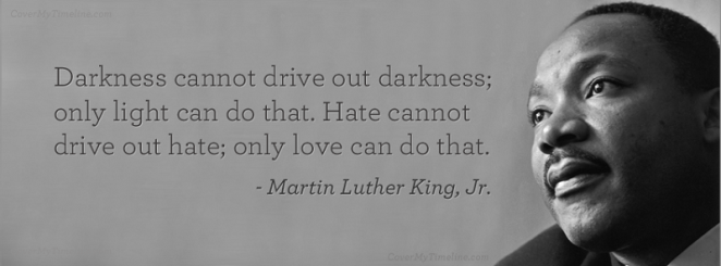 Martin Luther King Junior Quote