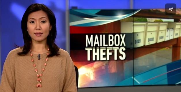 Sammamish Mailbox Thefts