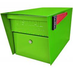 bright green seahawks mailbox