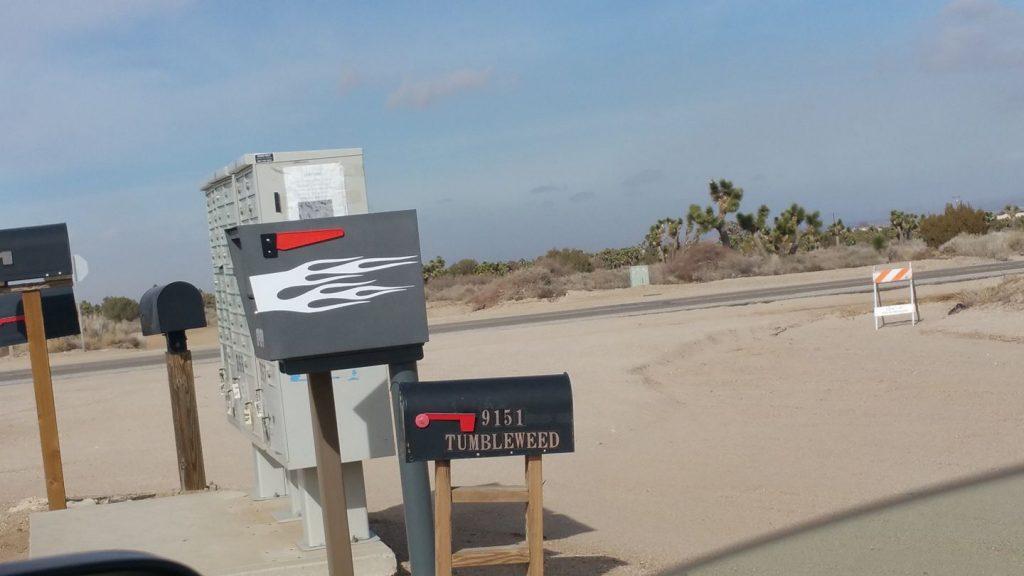 granite package master mailbox mailboss