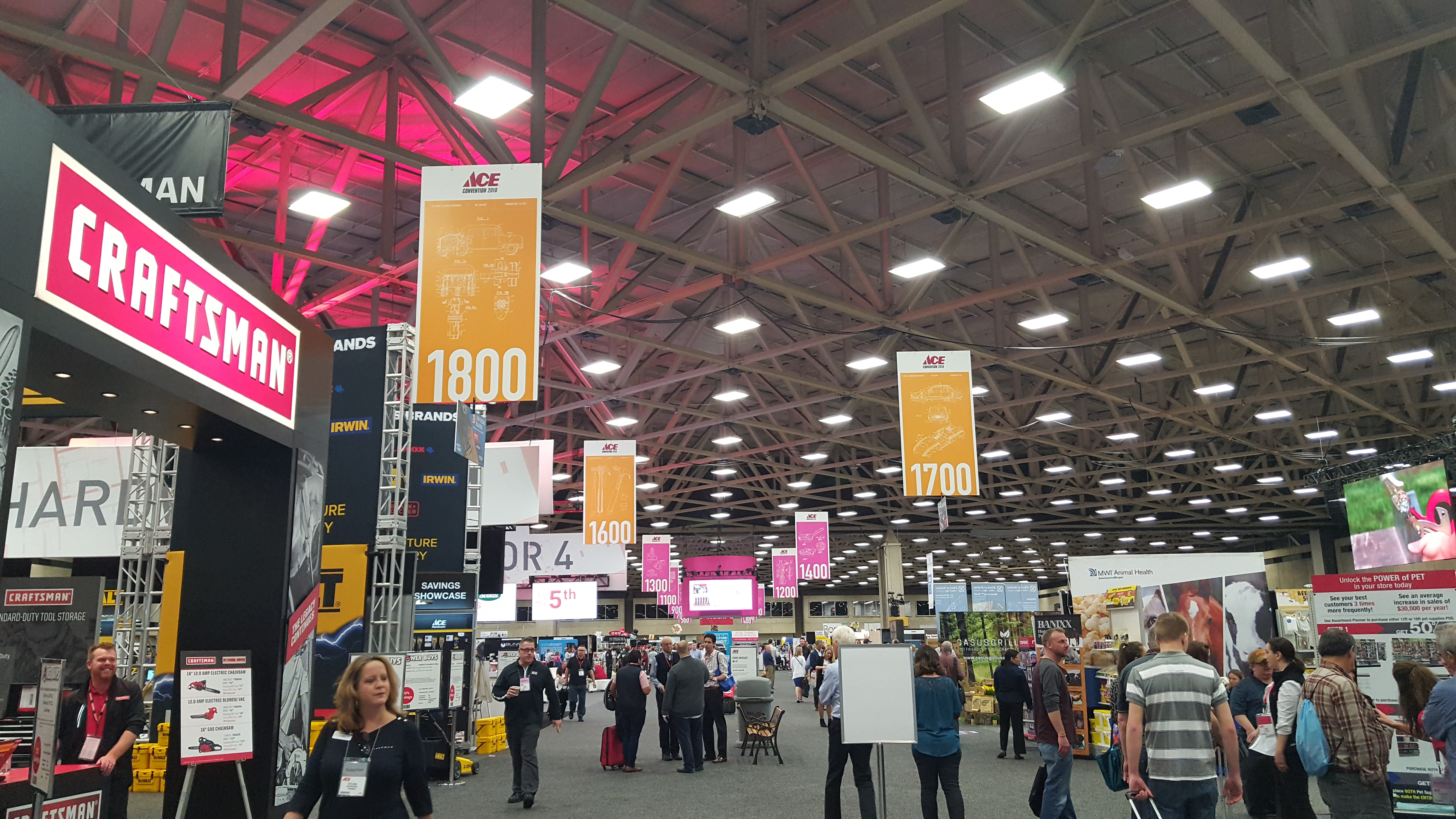 Ace Hardware Show Spring 2018