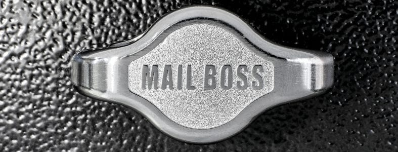 New MailBoss Hasp Lock