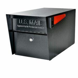 Street Safe 2 Door front and back door Locking mailbox