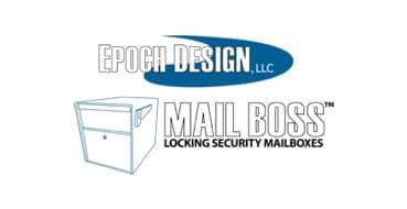 Epoch Design & Mail Boss logos