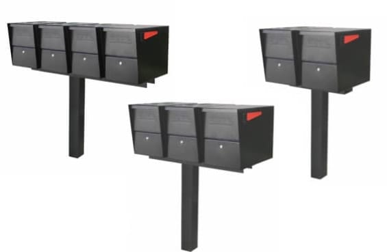 HOAS Mail Boss Mailboxes
