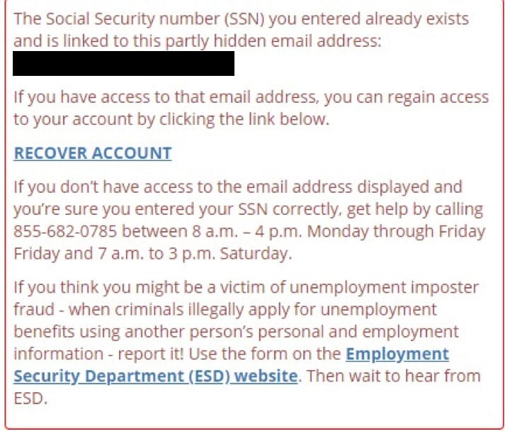 Unemployment theft fraud scam scammers