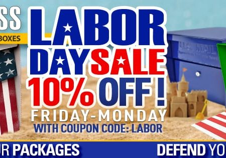 "LABOR DAY SALE! Take a vacation from Mail Theft with 10% off your order!* 9/4 – 9/7 Enter code: ""LABOR10"" at check out. *Discount does not apply to Clearance, Keys or Accessories."