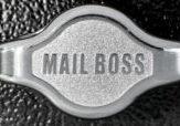 New MailBoss Hasp Lock